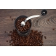 Cafea boabe de origine India Monsooned Malabar A 200g